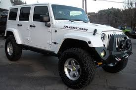 jeep rubicon 4 door black