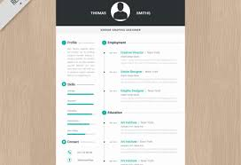 Resume Graphic Design Resume Template Acceptable Graphic