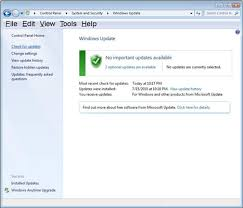 How To Update Windows 7 How To Manually Check For Windows 7 Updates Dummies