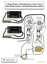 2wire pickup wiring diagrams wiring diagram libraries parallel 2 humbucker wiring diagram wiring diagram third levelseymour duncan wiring diagram 2 triple shots