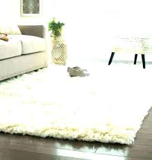 large area rug white fuzzy rugs awesome plush furniture gy
