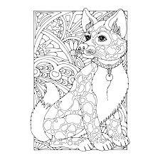 Puppyhondje Kleurplaten Voor Volwassenen