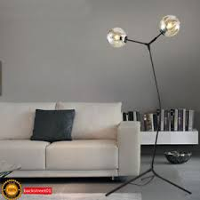 floor lamp office. Image Is Loading Lindsey-Adelman-Black-Light-Glass-LED-Floor-Lamp- Floor Lamp Office A