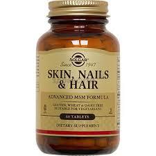 Solgar(<b>Солгар) для кожи</b>, <b>волос</b> и ногтей таблетки 60 шт. купить ...