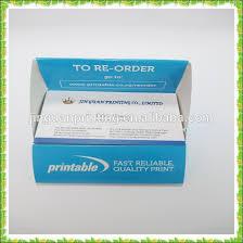 Custom Printed Business Card Box Business Card Paper Packaging Box