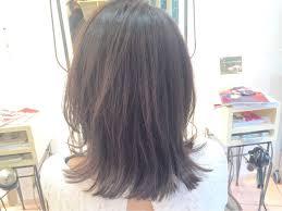 王道のモテヘアミディアムレイヤーヘアで女の色気を誘う Hair