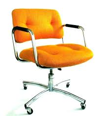 vintage office chairs for sale. Vintage Office Chair Yellow Desk Kid Chairs Swivel Mid Century Upholstered For Sale S