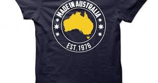 Made In 1976 In Australia #1976 #<b>tshirts</b> #birthday #gift #ideas ...