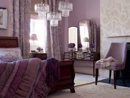 Purple Bedroom White Furniture Purple Bedroom Walls Paired With White Furniture And Laminate