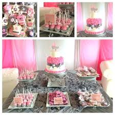 Candy Table Decoration Baby Shower Candy Table Ideas Cakes Table For
