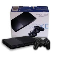 sony playstation 2 slim. sony playstation 2 ps2 slim scph 9006 reff m