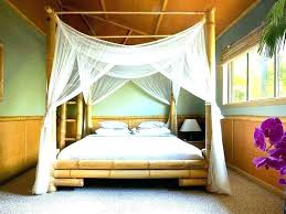 Bamboo Canopy Bamboo Queen Canopy Bed – flyfishingguide.info