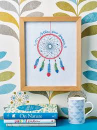 Brother Dream Catcher Sewing Machine Dreamcatcher Embroidery Free Sewing Patterns Sew Magazine 55