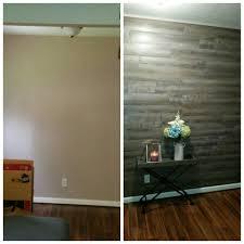 Urban House Design Vinyl Wall Panels Peel And Stick Luxury Vinyl Floor Planks On Wall I Used