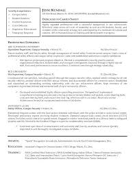 Police Officer Job Description For Resume A Good Resume For Law ...