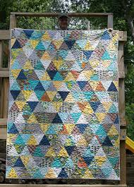 Triangle Jungle Quilt – Complete! – Angela Pingel & Triangle Jungle - Complete Adamdwight.com