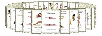 Yoga For Back Pain Chart