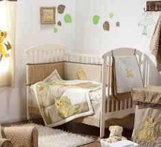 disney lion king 4 piece crib bedding