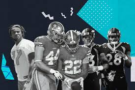 New England Running Back Depth Chart Nfls Best And Worst Running Back Groups In 2019 Ranked