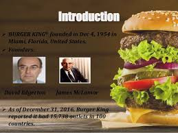Total Quality Management Burger King Coursework Example