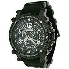 joe rodeo watches overstock com the best prices on designer mens joe rodeo men s jojino black diamond watch