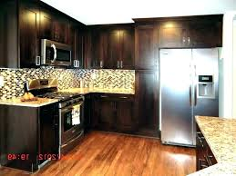 painted black kitchen cabinets before and after. Painting Kitchen Cabinets Black Dark White  Outstanding Painted Before And After A