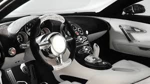 Download 1366x768 Bugatti Veyron Mansory Interior Wallpaper