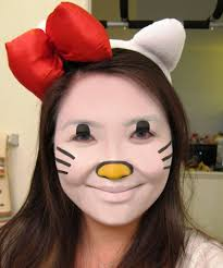 cute kitty makeup ideas