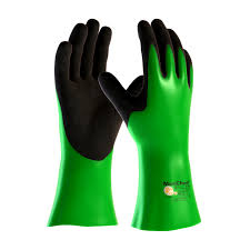 Butyl Glove Chemical Resistance Chart Multi Polymer Blends Protective Industrial Products