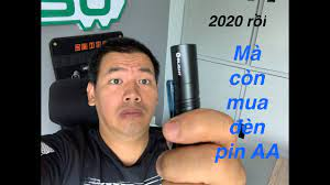 Đèn pin Olight I5T Simple but Special - YouTube