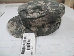Usgi Patrol Cap Hat Size 7 1 8 Acu Digital Camo Army Nsn 8415 01 519 9118 Nwt Ebay