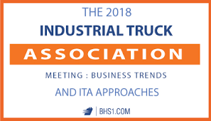 Charting The Course Theme The 2018 Industrial Truck Association Meeting Business