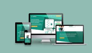 Website Design Grayson Enflux Website Design On Behance