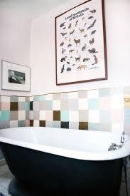 Design Sponge Bathrooms Storytelling Through Drawing In A Philadelphia Row Home Design