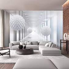 SUMGAR Custom 3D Wallpaper Living Room ...