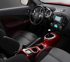 nissan juke interior. nissan juke interior leather seats w red trim