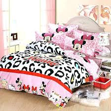 minnie mouse bed set full mouse bedding sets kids leopard bedding com mouse full size comforter minnie mouse bed set full mickey and mouse bedding