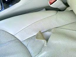 auto leather upholstery custom cleaning