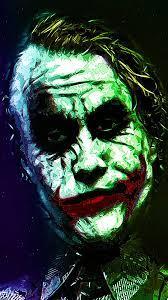 Joker Black Ultra Hd Wallpapers For Mobile