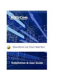 Office Chart Web Component Kwizcom List Chart Web Part User Manual Manualzz Com