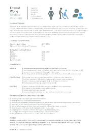 Medical Resume Template Healthcare Resume Templates Free Healthcare ...
