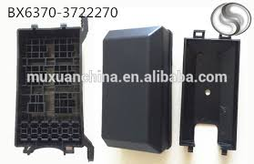 plastic connectors fuse box relay holder bx 6370 3722270 body cover plastic connectors fuse box relay holder bx 6370 3722270 body cover pa66 black