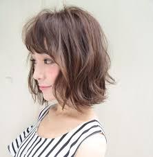 ボブの流行り最前線2019流行りの髪型からアレンジテクを徹底リサーチ