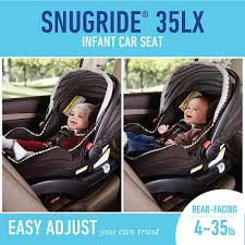 graco snugride 35 lx how to safety