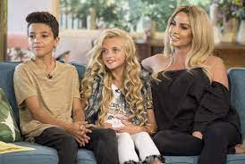 Katie price has revealed that she will not allow some of her children to see her following her latest cosmetic. Katie Price S Kids Just Seriously Impressed This Morning Viewers This Morning Interview With Junior And Princess Andre