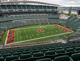 Paul Brown Stadium Section 313 Seat Views Seatgeek