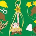Religious Christmas Crafts For Kindergarten   Arts And Education Religious Christmas Crafts