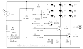 aquarium led lighting circuit aquarium led lights circuit diagram