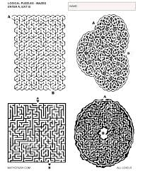 Puzzle Worksheets Free Worksheets Library | Download and Print ...