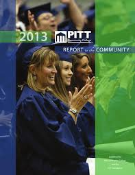 PCC 2012 2013 annual report by Pitt Community College - issuu